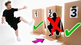 1, 2 oder 3 CHALLENGE (schmerzhaft 😂) - Lochi vs Lochi