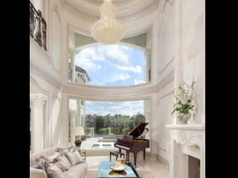 amusing two story living room | All Best Pictures and Images for Modern 2 Story Living ...