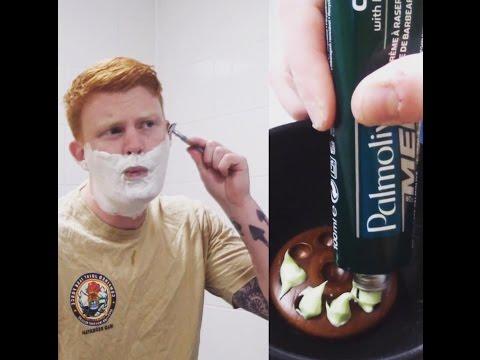 Jack palance skin bracer commercial