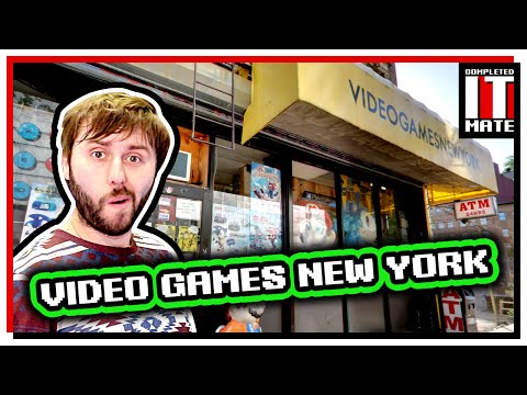 Out & About | Video Games New York