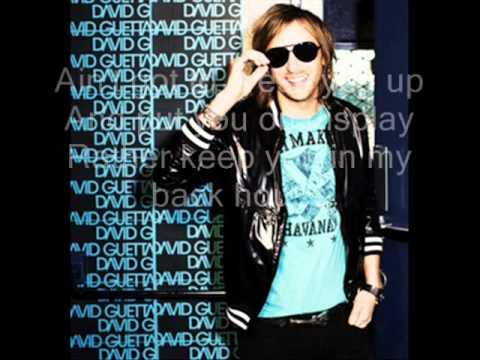 David Guetta feat. Wynter Gordon - Toyfriend ( + lyrics)