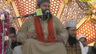 Nizamat Asif Raza Saifi Taqreer Hazrat Allama Molana Mufti Sher yaar Sahab QiblaTadi khana Lucknow