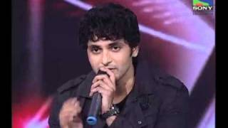 X Factor India - MJ of X Factor, Amit Jhadav