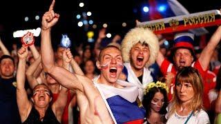 Как фанаты чуть не уничтожили Москву | НАСТОЯЩИЙ ФУТБОЛ | 20.06.18