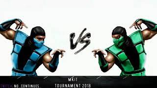 TOURNAMENT! - Mortal Kombat Introspection 2018