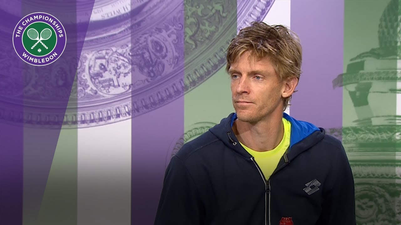 Kevin Anderson on 'epic win'