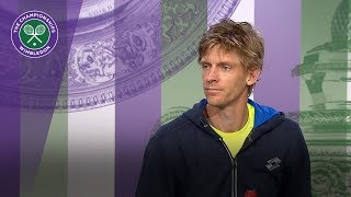 Kevin Anderson relishes 'epic win' over Roger Federer | Wimbledon 2018