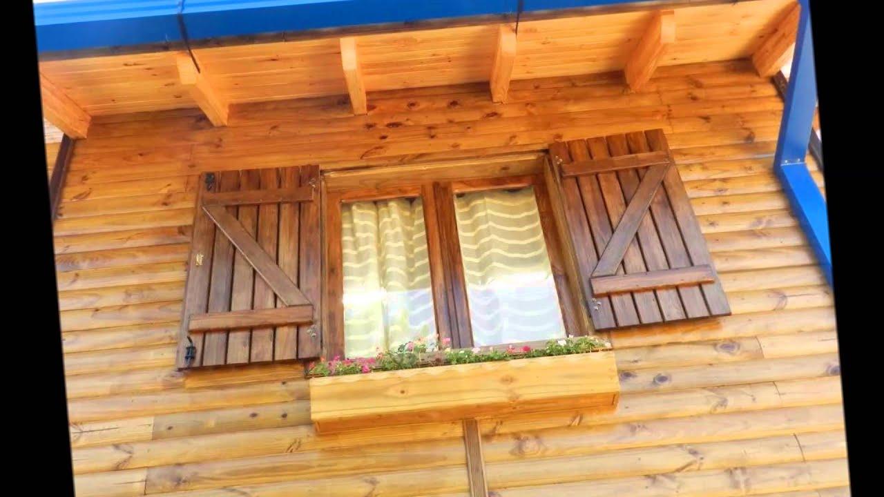 Incom decopark postigos aberturas youtube - Hacer una ventana de madera ...