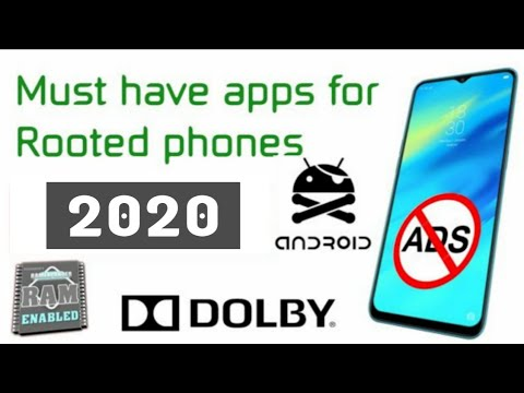 Must Have Apps For Rooted Phones(2019)