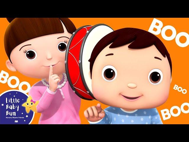 Peek A Boo Baby | BRAND NEW! | Little Baby Bum Nursery Rhymes & Kids Songs | Songs for Children