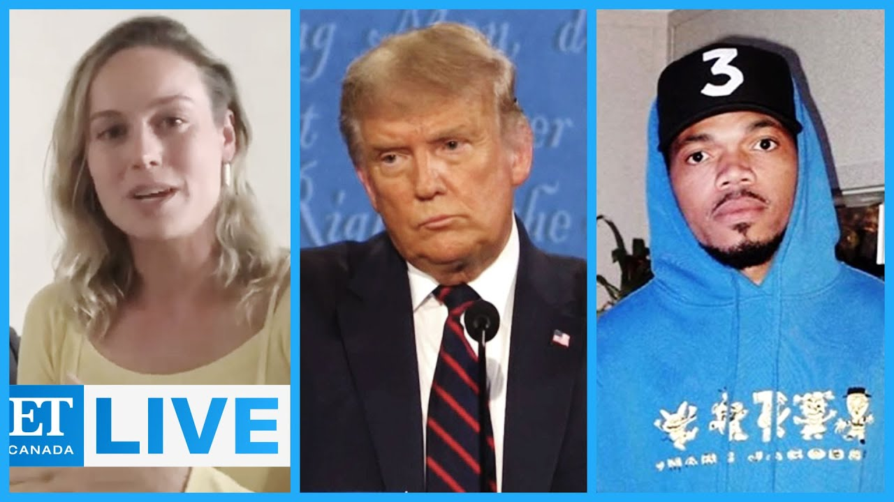 Celebs React To Trump-Biden Debate