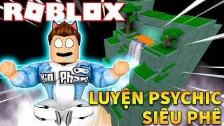 Roblox | TRAINING PSYCHIC SUPER FAST In SKY ISLAND-Super Power Training Simulator | Kia Breaking