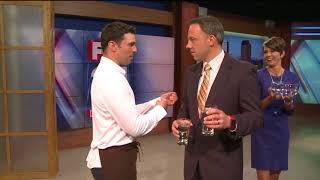 Kirk, Does It Work - Testing out the Lotusshirt Live on Fox31