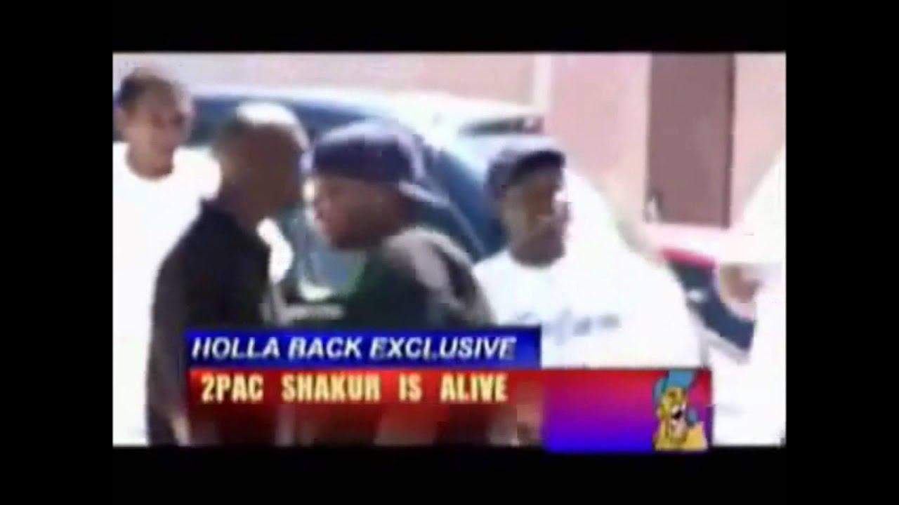 Tupac Lebt 100% Part1 - YouTube
