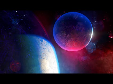 Create Cinematic Planets in Blender - Iridesium