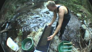Gold Rush Cali : How to use a sluice box S1E2