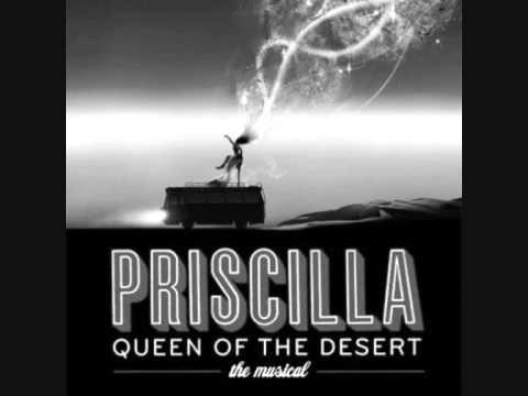 Priscilla Queen Of The Desert - Color My World