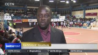 Basketball for Unity: South Sudan, Somalia  meet in rare encounter away from home