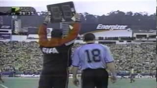 Ecuador al Mundial Korea-Japón 2002: Últimos minutos Segundo Tiempo, Gol Kaviedes - 7Nov2001