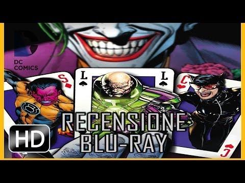 Videorecensione - Necessary Evil: Super-Villains of DC Comics