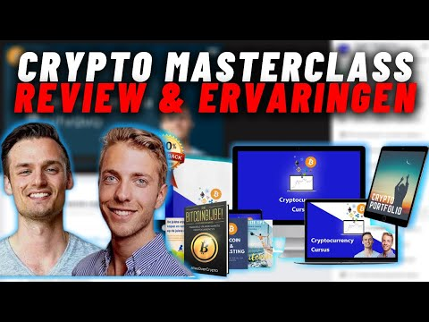 CRYPTO MASTERCLASS REVIEW: Cryptocurrency Beginnerscursus + Crypto Parels – AllesOverCrypto.nl!