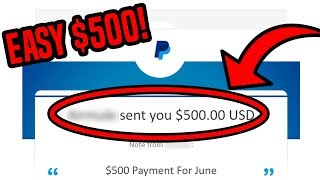 Unique and Fun Way to Make Money (GET PAID $500!)