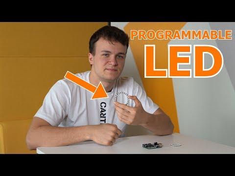 Programmable LED -