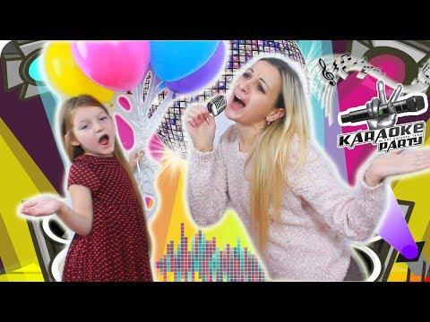 Challenge Cantam KARAOKE Oac Oac DiriDiriDam/ Baloane Challenge Video pentru Copii