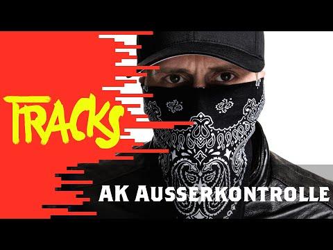 100% authentischer Gangster-Rap von AK Ausserkontrolle   Arte TRACKS