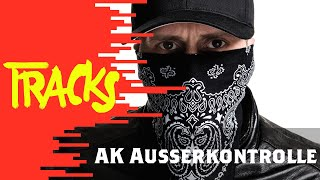 100% authentischer Gangster-Rap von AK Ausserkontrolle | Arte TRACKS