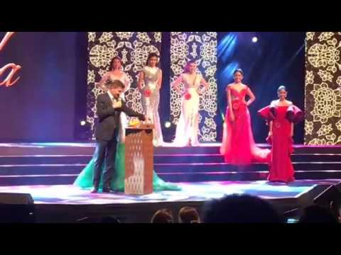 MISS MANILA 2017 Top 15 Q and A