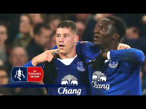 Everton's 5 Best FA Cup Moments   Top Five