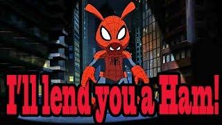 Marvel Super Hero Squad Online Spider-Ham Gameplay