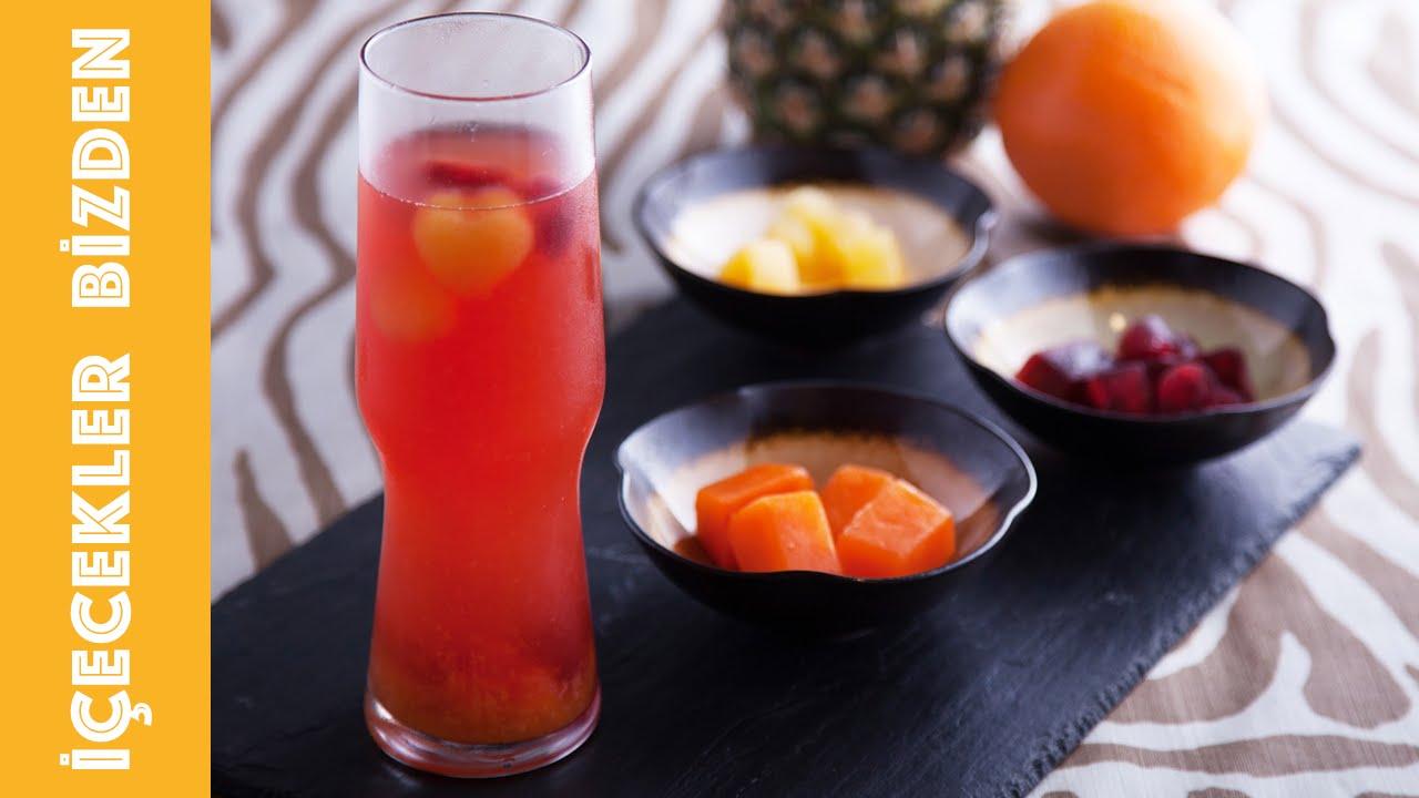 Portakal Suyu Tarifi – İçecek Tarifleri