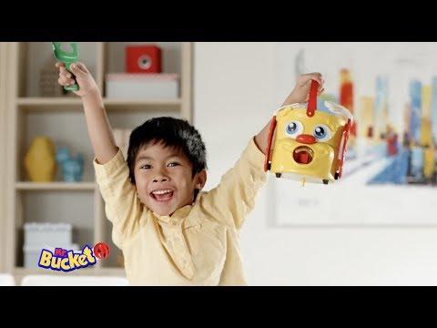 Mr. Bucket TV Commercial 2017