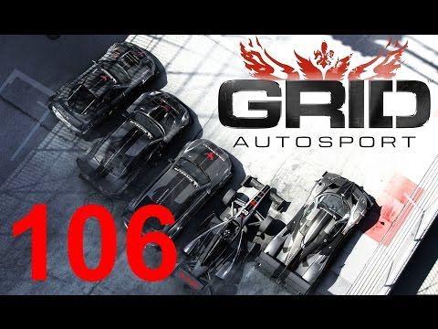 Прохождение GRID Autosport 106. Tuner Import & Muscle World Masrer 3 сезон 44 ур9