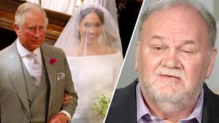 Meghan Markle's Dad on Prince Charles Walking Her Down Aisle: 'I Wish It Was Me'