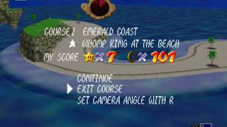 how to play sm64 from sonic adventure 64 NOT FAKE!