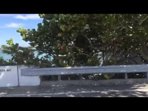Locals chat at Boca ciega isle bridge St Pete Beach Fl