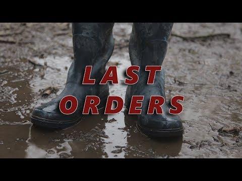 Last Orders - Behind the Scenes Footage