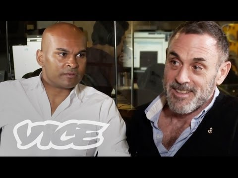 Tim Freccia Discusses Life in Conflict Zones: VICE Podcast 008