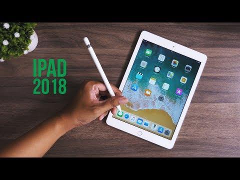 PENSILNYA DOANG Rp 1,6 JUTA! Unboxing iPad 2018 Indonesia!
