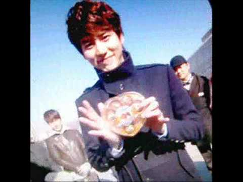 Kyuhyun (Super Junior)- Like the First Time Feeling Lyrics