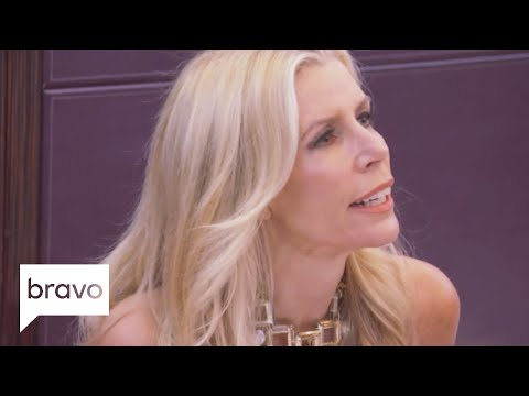Below Deck: Never-Before-Seen Footage of Aviva Drescher's Leg Toss (Season 5, Episode 16) | Bravo