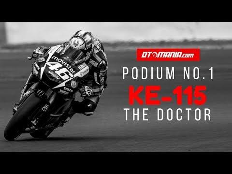 NEWSFLASH: Valentino Rossi diambang Rekor Dunia MotoGP