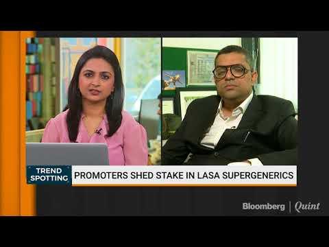 Turnaround In Sight For Lasa Supergenerics?