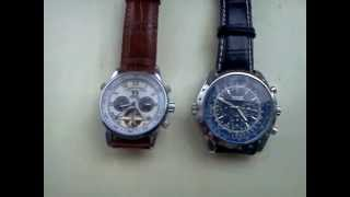Копии швейцарских часов - обзор моих