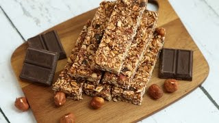 Granola Bars  3 Delicious Ways
