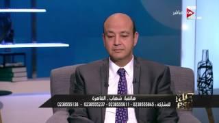 كل يوم - أحد المتصلين لـ محمد رمضان: انت بتمثلنا يا باشا .. ولو جرالك حاجة أموت نفسي عشانك