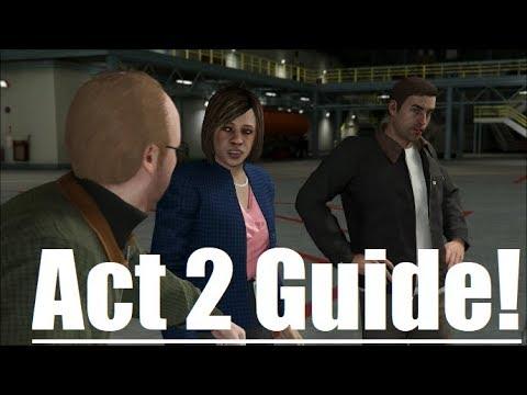GTA Criminal Mastermind Doomsday Heist Guide Act 2